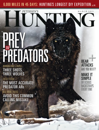 Petersen's Hunting March 2015