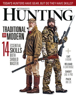Petersen's Hunting June / July 2015
