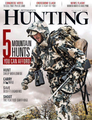 Petersen's Hunting August 2015