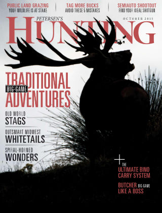 Petersen's Hunting October 2015