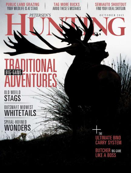 Petersen's Hunting September 15, 2015 00:00
