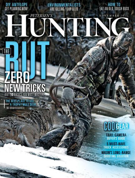 Petersen's Hunting October 20, 2015 00:00
