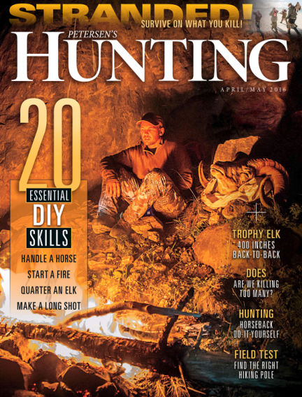 Petersen's Hunting March 22, 2016 00:00