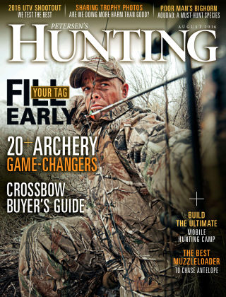 Petersen's Hunting Aug 2016