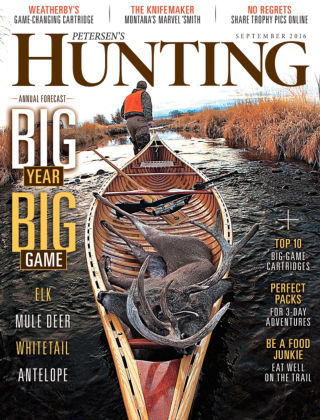 Petersen's Hunting Sep 2016