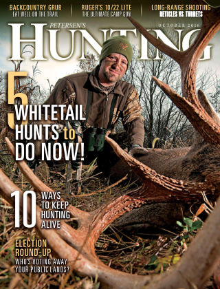 Petersen's Hunting Oct 2016