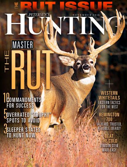 Petersen's Hunting October 11, 2016 00:00