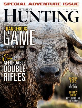 Petersen's Hunting Dec-Jan 2017