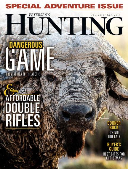 Petersen's Hunting November 15, 2016 00:00