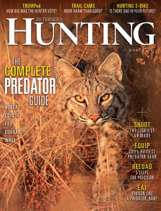 Petersen's Hunting Mar 2017