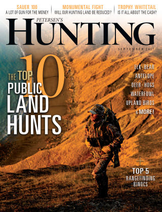 Petersen's Hunting Sep 2017