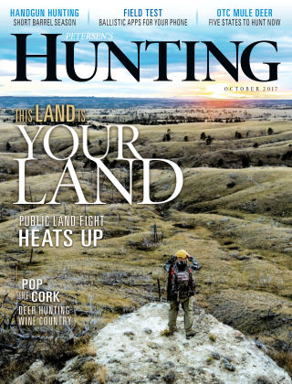 Petersen's Hunting Oct 2017