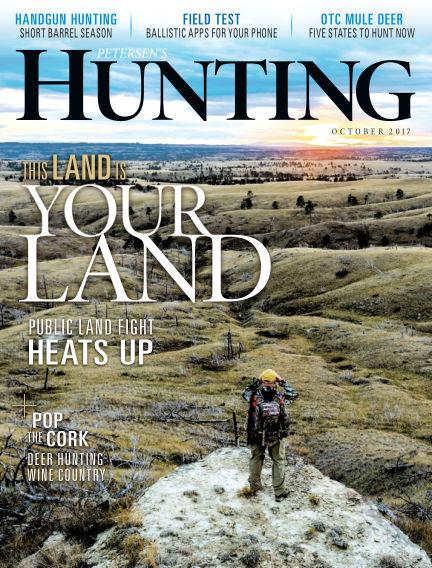 Petersen's Hunting September 05, 2017 00:00