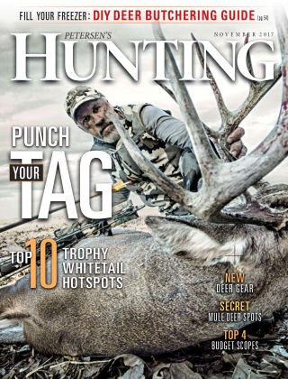 Petersen's Hunting Nov 2017