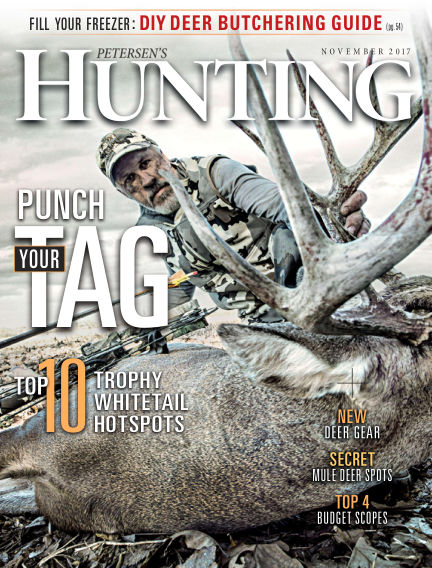 Petersen's Hunting October 10, 2017 00:00