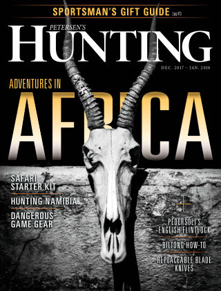 Petersen's Hunting Dec-Jan 2018