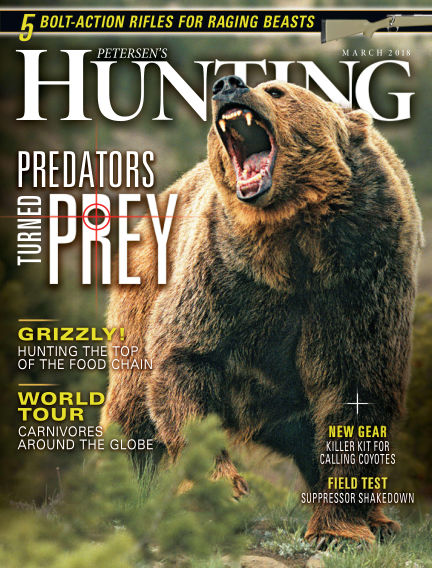 Petersen's Hunting February 06, 2018 00:00