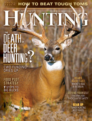 Petersen's Hunting Apr-May 2018