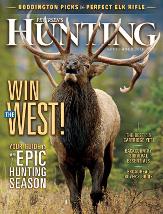 Petersen's Hunting Sep 2018