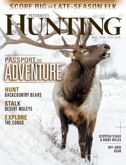 Petersen's Hunting November 13, 2018 00:00