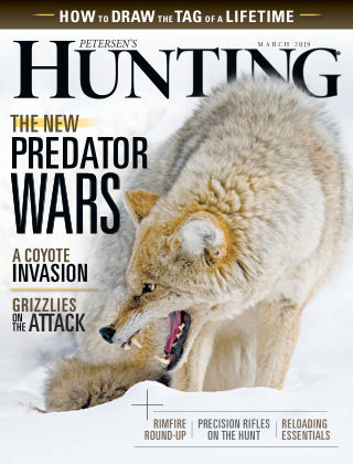 Petersen's Hunting Mar 2019