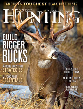 Petersen's Hunting Apr-May 2019