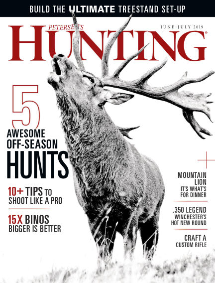 Petersen's Hunting April 30, 2019 00:00