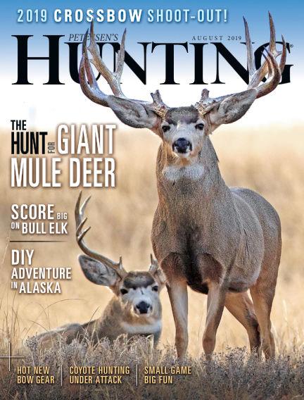 Petersen's Hunting June 25, 2019 00:00