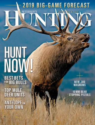Petersen's Hunting Sep 2019