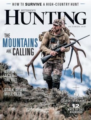 Petersen's Hunting Oct 2019