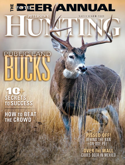 Petersen's Hunting October 08, 2019 00:00