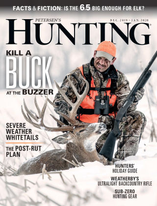 Petersen's Hunting Dec-Jan 2020