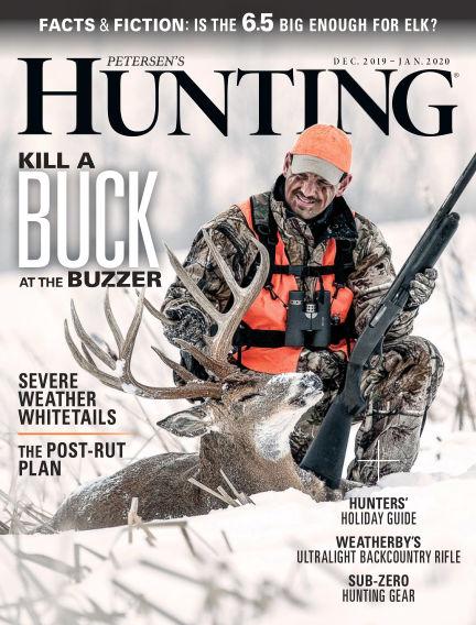 Petersen's Hunting November 12, 2019 00:00