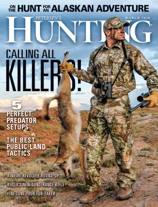 Petersen's Hunting Mar 2020