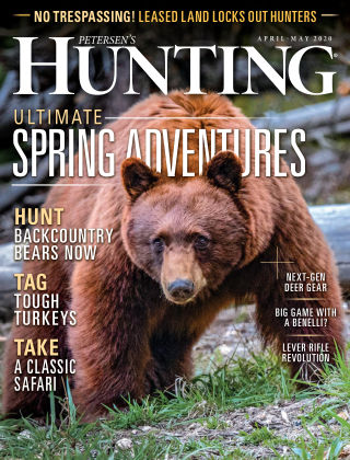 Petersen's Hunting Apr-May 2020