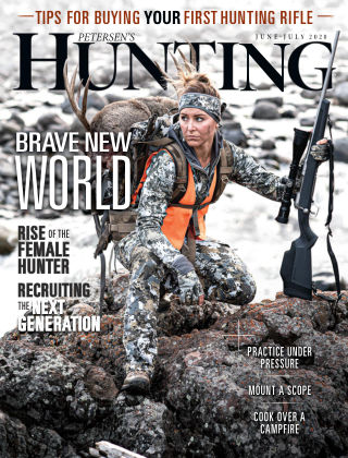 Petersen's Hunting Jun-Jul 2020