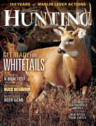 Petersen's Hunting August 2020
