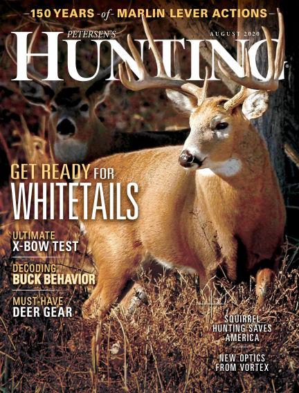 Petersen's Hunting June 30, 2020 00:00