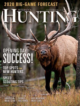 Petersen's Hunting September 2020