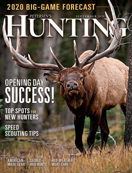 Petersen's Hunting August 04, 2020 00:00