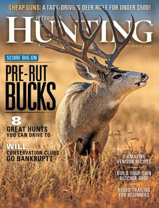 Petersen's Hunting October 2020