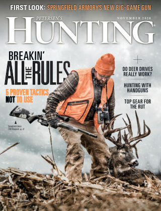 Petersen's Hunting November 2020