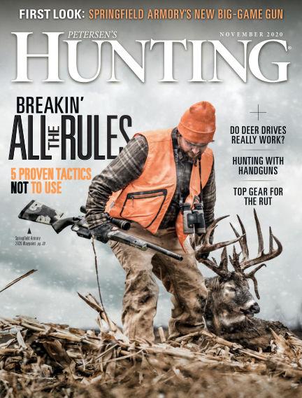Petersen's Hunting October 13, 2020 00:00