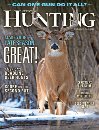 Petersen's Hunting Dec/Jan 2021