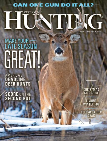 Petersen's Hunting November 17, 2020 00:00