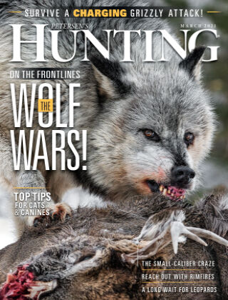 Petersen's Hunting March 2021