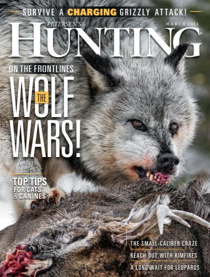 Petersen's Hunting February 02, 2021 00:00