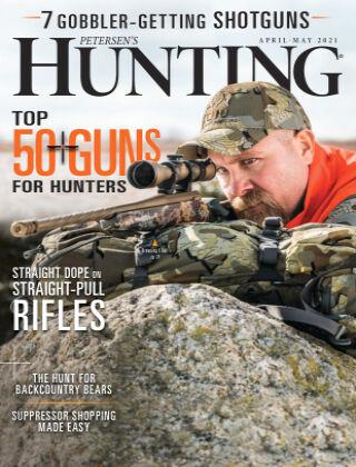 Petersen's Hunting April 2021