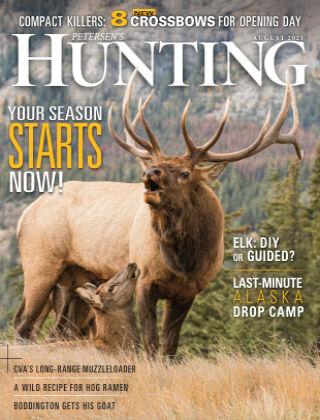Petersen's Hunting August