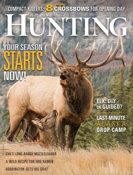 Petersen's Hunting June 29, 2021 00:00